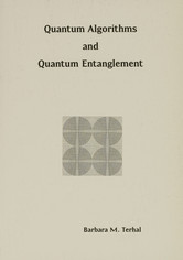 Quantum Algorithms and Quantum Entanglement